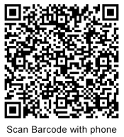 Scan code with your phone